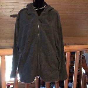 Mens Fleece Basic Editions Jacket 💎